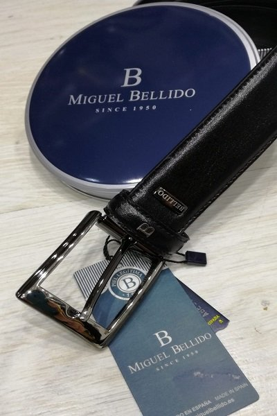 Colección Cinturones de Caballero - Karia Bolsos