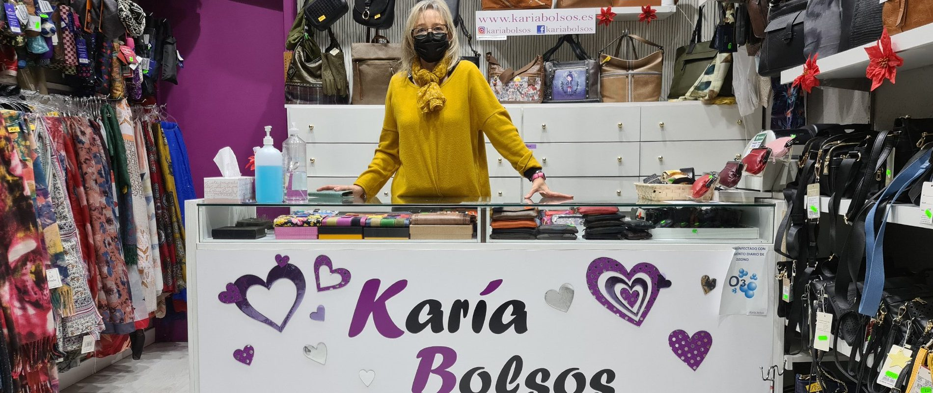 Karia Bolsos - La tienda de bolsos de toda la vida en Zaragoza